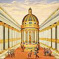 Bacchus Temple by Giacomo Torelli