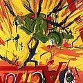 Action Abstraction No. 1 by David Leblanc