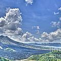 Active Volcano  by Brandon Nadeau