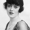 Actress Mabel Normand by Underwood Archives