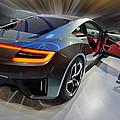 Acura N S X  Concept 2013 by Dragan Kudjerski