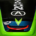 Acura Patron Car Hood by Scott Wyatt