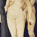 Adam And Eve by Hans Baldung Grien
