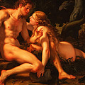 Adam And Eve by Mountain Dreams