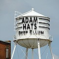 Adam Hats In Deep Ellum by Charlie and Norma Brock