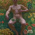 Adam by Kristian Zahrtmann