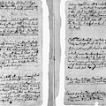 Adams Law Notes, 1770 by Granger