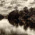 Adda River 2 by Roberto Pagani