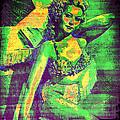Adele Mara - 1940s Pin Up by Absinthe Art By Michelle LeAnn Scott