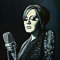 Adele 2 by Paul Meijering