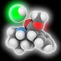Adhd Drug Molecule by Laguna Design