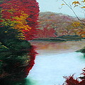 Adirondack Autumn by D L Gerring