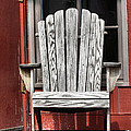 Adirondack Chair by Ely Arsha
