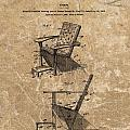 Adirondack Chair Patent by Dan Sproul