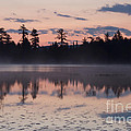 Adirondack Reflections 2 by Chris Scroggins