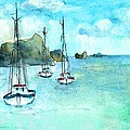 Admiralty Bay Bequia 02 by Miki De Goodaboom
