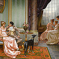 Admiration by Vittorio Reggianini