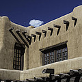 Adobe Architecture 01 by Gene Norris