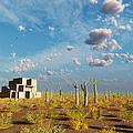 Adobe House by Tim Fillingim