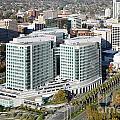 Adobe Systems Building San Jose California by Bill Cobb