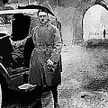 Adolf Hitler Shortly After His Release From Prison With A Mercedes 1924 - 2012 by David Lee Guss