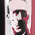 Adolph Hitler Collage Close-up Circa 1933-2009  by David Lee Guss