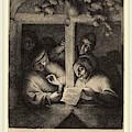 Adriaen Van Ostade Dutch, 1610-1685, The Singers by Litz Collection