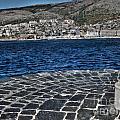Adriatic Sea by Nina Ficur Feenan