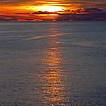 Adriatic Sunset by Tony Murtagh