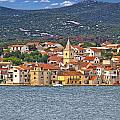Adriatic Town Of Pirovac Waterfront by Brch Photography