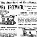 Advertisement Scales by Granger