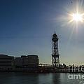 Aeri Del Port Vell Tower by Deborah Smolinske