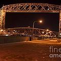 Aerial Lift Bridge by Kevin Jack