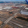 Aerial Over Newark by Alex Grichenko