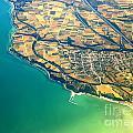 Aerial Photography - Italy Coast by Justyna JBJart