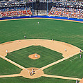 Aerial View Of A Stadium, Dodger by Panoramic Images