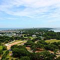 Aerial View Of Corolla North Carolina Outer Banks Obx by Design Turnpike