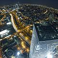 Aerial View Of Tel Aviv by Nir Ben-Yosef