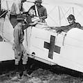Aero-ambulance by Library Of Congress