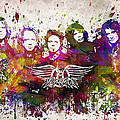 Aerosmith In Color by Aged Pixel