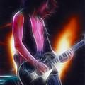 Aerosmith-joe-94-gb26a-fractal by Gary Gingrich Galleries