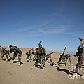 Afghan National Army Commandos by Stocktrek Images
