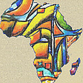 Africa 2 by Marcello Cicchini