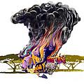 Africa Up In Smoke by Sassan Filsoof
