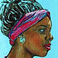 African American 5 by Xueling Zou