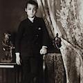 African American Boy, C1899 by Granger