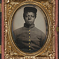 African American Union Soldier by History Cases