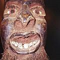 African Devil by Juan  Bosco