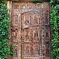African Door Parker Palm Springs by William Dey
