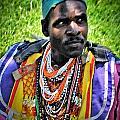 African Look by Jost Houk